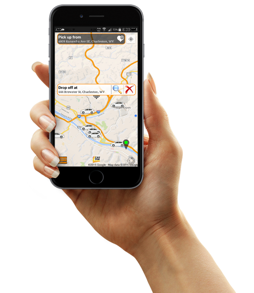CH TAXI BOOKING APP